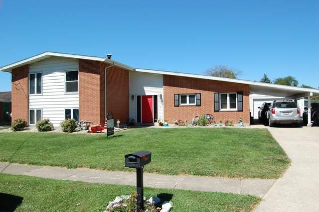 1554 S Pointe Drive, Rantoul, IL 61866 (MLS #10824136) :: Ryan Dallas Real Estate