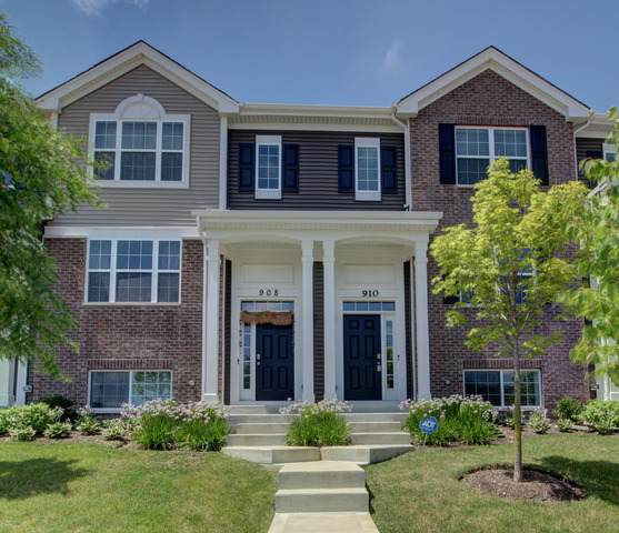 910 Bradford Drive, Naperville, IL 60563 (MLS #10824227) :: John Lyons Real Estate