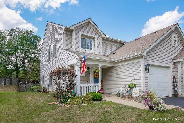 2803 Sorrel Row, Lake In The Hills, IL 60156 (MLS #10824306) :: Littlefield Group