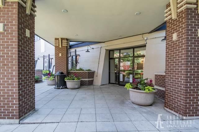 1525 S Sangamon Street #512, Chicago, IL 60608 (MLS #10824336) :: Helen Oliveri Real Estate