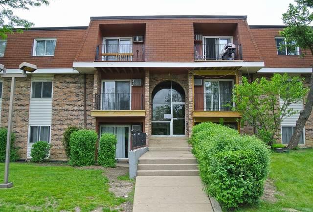 630 Mesa Drive #313, Hoffman Estates, IL 60195 (MLS #10824435) :: John Lyons Real Estate
