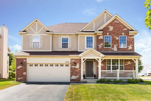 604 Northgate Drive, Sycamore, IL 60178 (MLS #10824608) :: John Lyons Real Estate
