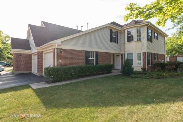 212 White Branch Court #212, Buffalo Grove, IL 60089 (MLS #10824655) :: John Lyons Real Estate