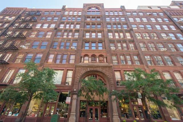 711 S Dearborn Street 201-303, Chicago, IL 60605 (MLS #10824986) :: Littlefield Group