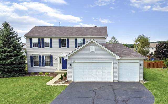201 Donegal Court, Mchenry, IL 60050 (MLS #10825245) :: Lewke Partners