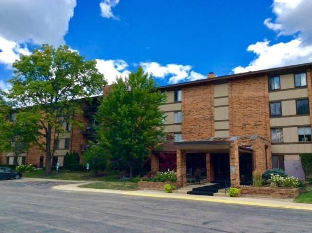 201 Lake Hinsdale Drive #213, Willowbrook, IL 60527 (MLS #10825383) :: John Lyons Real Estate