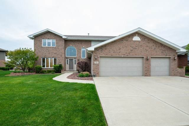 8659 Monaghan Drive, Tinley Park, IL 60487 (MLS #10825587) :: Littlefield Group