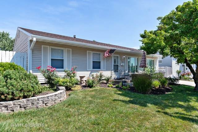 320 Karen Avenue, Romeoville, IL 60446 (MLS #10825711) :: Angela Walker Homes Real Estate Group