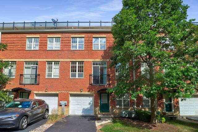 3255 N Bay Court N #25, Chicago, IL 60618 (MLS #10825821) :: John Lyons Real Estate
