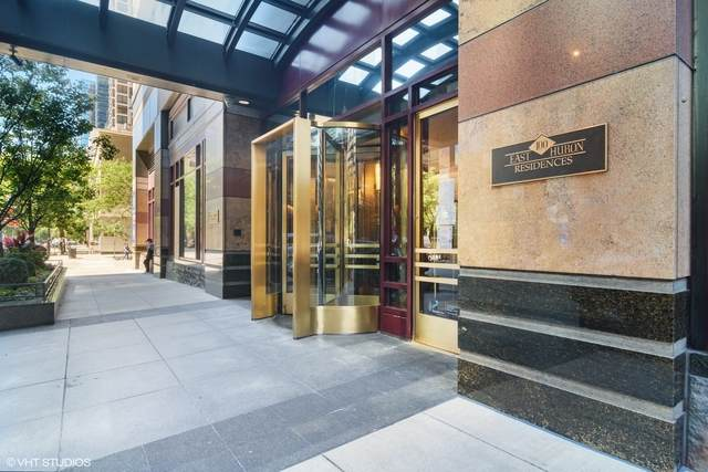 100 E Huron Street #1203, Chicago, IL 60611 (MLS #10825855) :: The Wexler Group at Keller Williams Preferred Realty