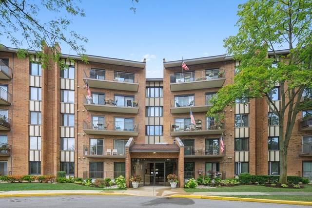 701 Lake Hinsdale Drive #102, Willowbrook, IL 60527 (MLS #10825979) :: John Lyons Real Estate