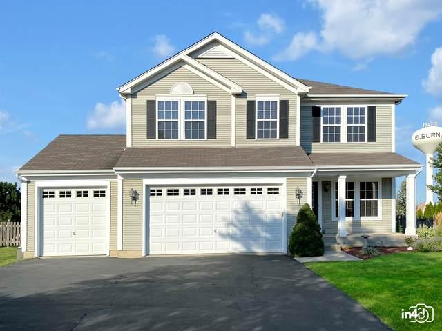 815 Kindberg Court, Elburn, IL 60119 (MLS #10825981) :: John Lyons Real Estate