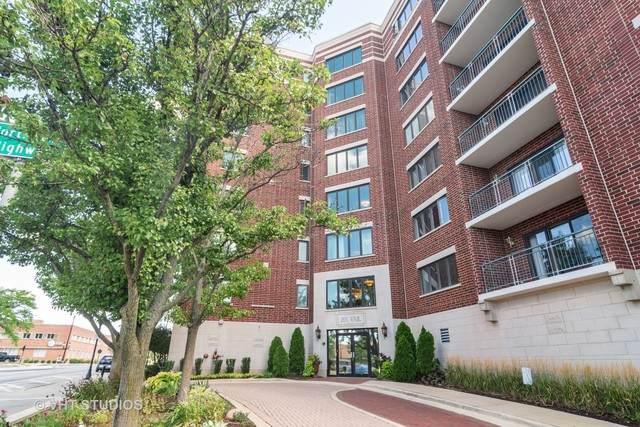 201 N Vail Avenue #207, Arlington Heights, IL 60004 (MLS #10825992) :: John Lyons Real Estate