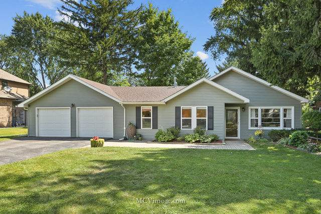 12241 S Nagle Avenue, Palos Heights, IL 60463 (MLS #10826040) :: John Lyons Real Estate