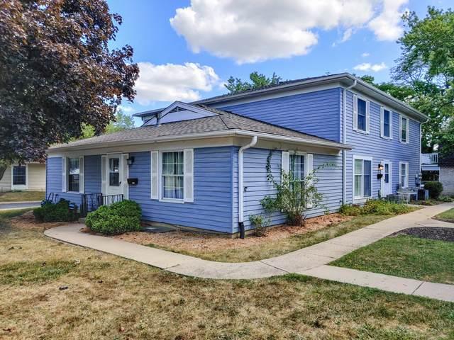 1330 Woodcutter Lane A, Wheaton, IL 60189 (MLS #10826075) :: John Lyons Real Estate