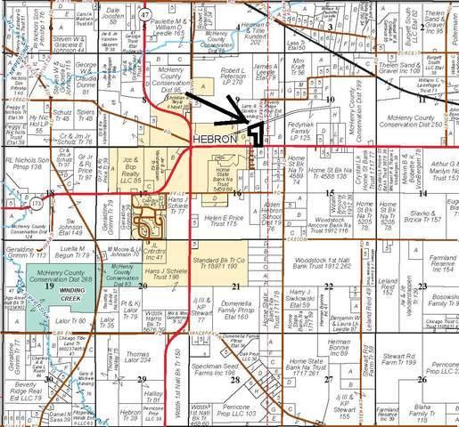 0 Maple Avenue, Hebron, IL 60034 (MLS #10826291) :: John Lyons Real Estate