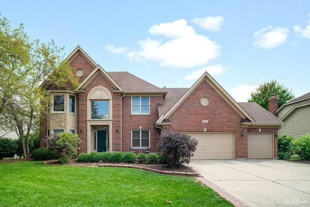 3657 Monarch Circle, Naperville, IL 60564 (MLS #10826321) :: Ryan Dallas Real Estate