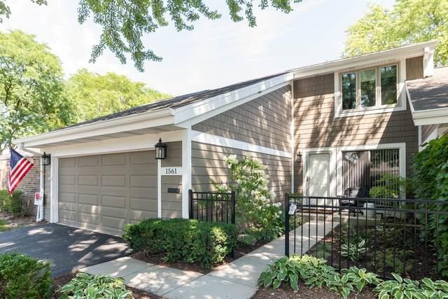1561 Woodhaven Street, Wheaton, IL 60189 (MLS #10826324) :: John Lyons Real Estate