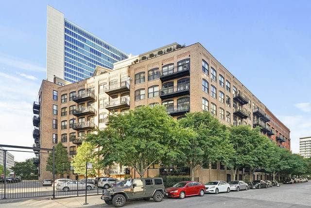 520 W Huron Street #417, Chicago, IL 60654 (MLS #10826788) :: Littlefield Group