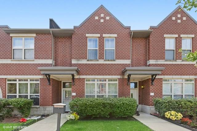 721 E 38th Street #721, Chicago, IL 60653 (MLS #10826948) :: John Lyons Real Estate