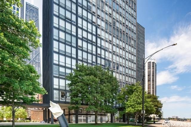 880 N Lake Shore Drive 14H, Chicago, IL 60611 (MLS #10826950) :: BN Homes Group