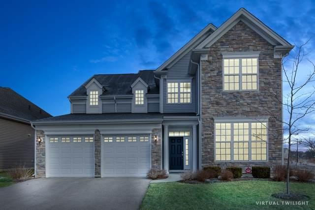 3850 Olympia Fields Drive, Elgin, IL 60124 (MLS #10827007) :: John Lyons Real Estate