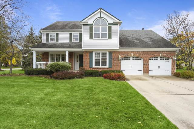 200 Pinyon Pine Court N, Buffalo Grove, IL 60089 (MLS #10827088) :: Helen Oliveri Real Estate