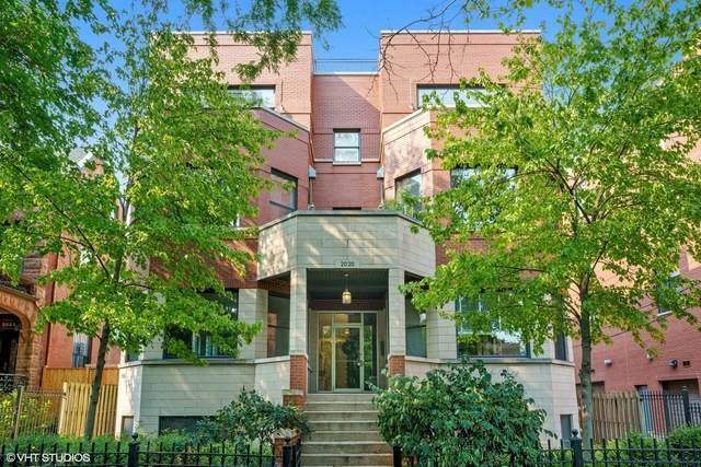 2020 W Pierce Avenue #1, Chicago, IL 60622 (MLS #10827306) :: Touchstone Group