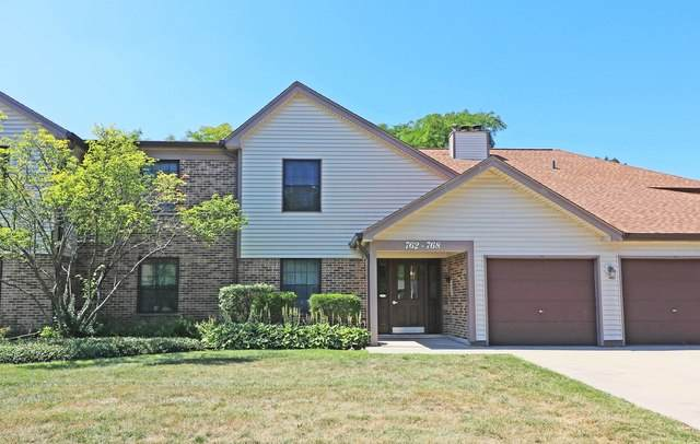 766 White Pine Road 6B1, Buffalo Grove, IL 60089 (MLS #10827310) :: John Lyons Real Estate