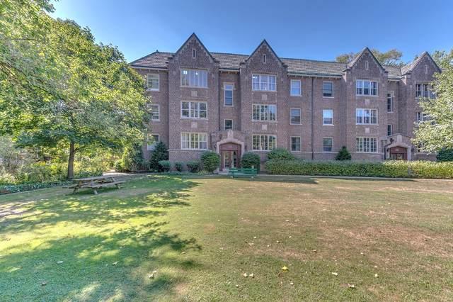1210 Central Street 2S, Evanston, IL 60201 (MLS #10827362) :: John Lyons Real Estate