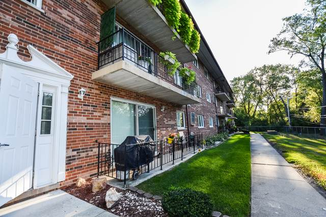 9420 Greenbriar Drive 2G, Hickory Hills, IL 60457 (MLS #10827667) :: The Wexler Group at Keller Williams Preferred Realty