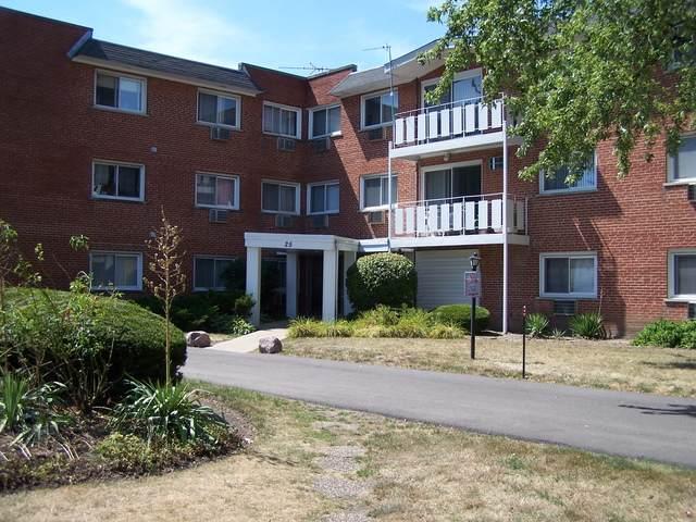 25 E Palatine Road #106, Arlington Heights, IL 60004 (MLS #10827799) :: John Lyons Real Estate