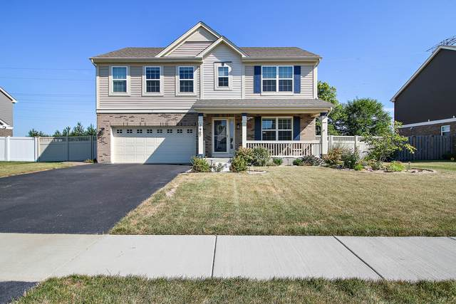 1667 Glenbrooke Lane, New Lenox, IL 60451 (MLS #10827832) :: John Lyons Real Estate