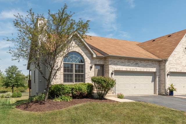 600 Sudbury Circle, Oswego, IL 60543 (MLS #10828038) :: Littlefield Group