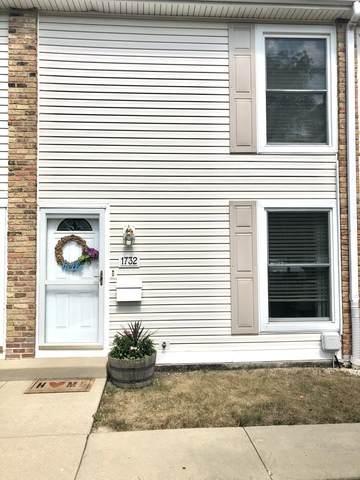 1732 Ardwick Drive, Hoffman Estates, IL 60169 (MLS #10828196) :: John Lyons Real Estate