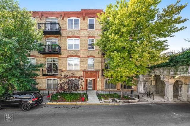 1740 N Maplewood Avenue #420, Chicago, IL 60647 (MLS #10828236) :: John Lyons Real Estate