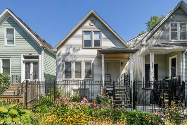 2240 W Barry Avenue, Chicago, IL 60618 (MLS #10828346) :: Touchstone Group