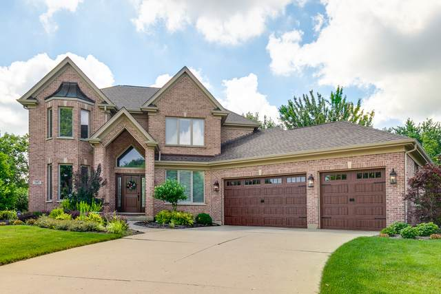 707 Goldenrod Court, Crystal Lake, IL 60014 (MLS #10828683) :: John Lyons Real Estate