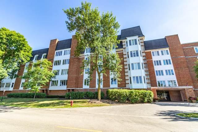 100 Lake Boulevard #637, Buffalo Grove, IL 60089 (MLS #10828710) :: John Lyons Real Estate