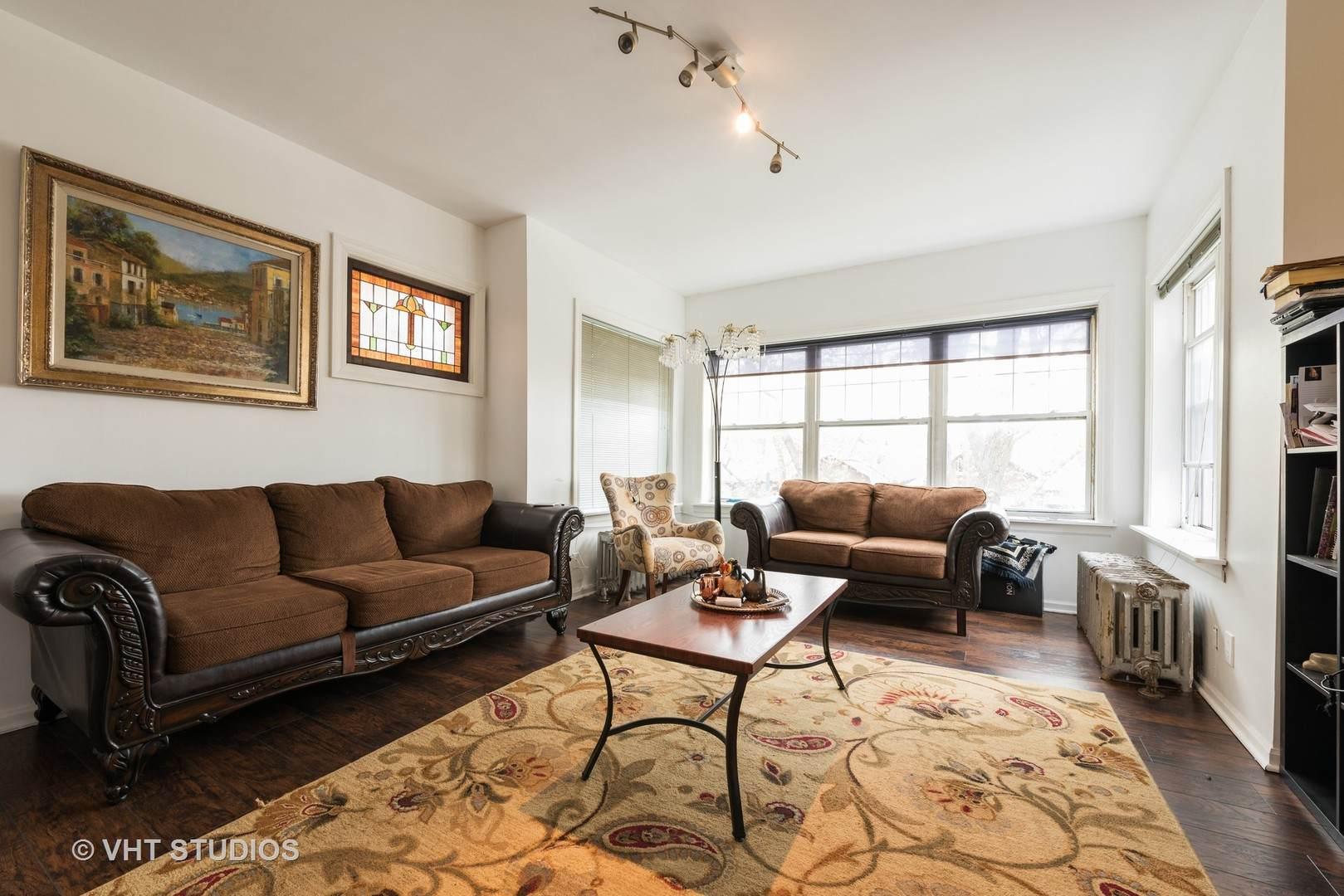 5837 N Washtenaw Avenue, Chicago, IL 60659 (MLS #10829024) :: John Lyons Real Estate
