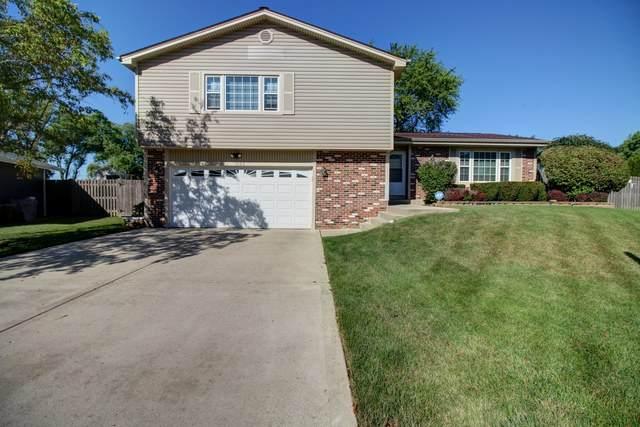 842 Lakeside Drive, Bartlett, IL 60103 (MLS #10829160) :: John Lyons Real Estate