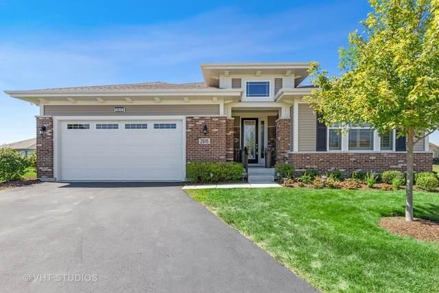 2615 Garland Court, Naperville, IL 60564 (MLS #10829277) :: John Lyons Real Estate