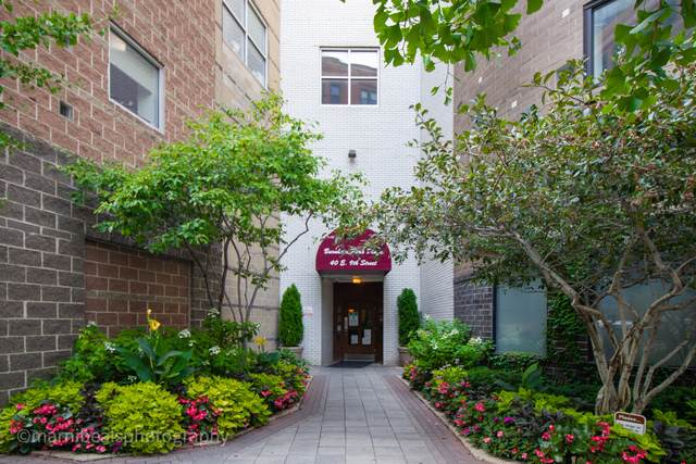 40 E 9th Street #508, Chicago, IL 60605 (MLS #10829283) :: Helen Oliveri Real Estate