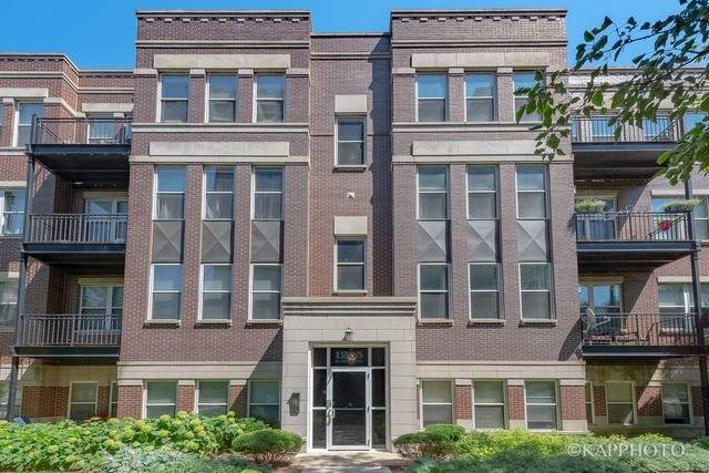1205 N Orleans Street #104, Chicago, IL 60610 (MLS #10829394) :: BN Homes Group