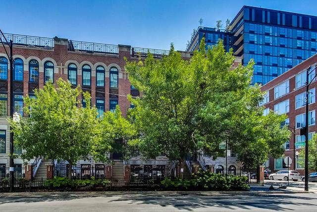 367 W Superior Street A, Chicago, IL 60654 (MLS #10829660) :: Littlefield Group