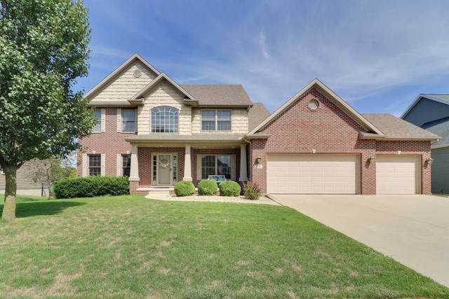 2101 Sinclair Court, Bloomington, IL 61704 (MLS #10830021) :: Littlefield Group