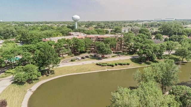 111 S Baybrook Drive #108, Palatine, IL 60074 (MLS #10830118) :: John Lyons Real Estate