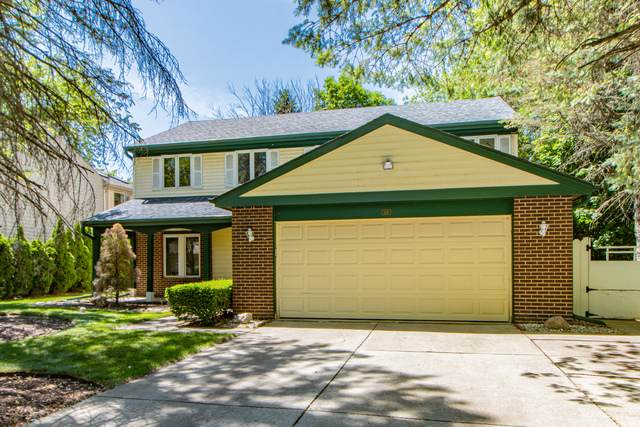 108 Midway Lane, Vernon Hills, IL 60061 (MLS #10830178) :: John Lyons Real Estate