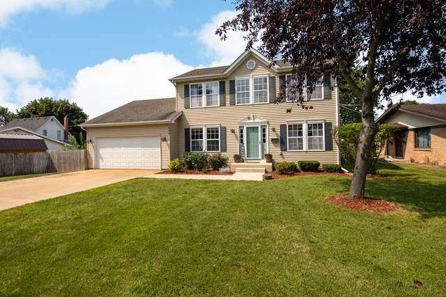 447 East Avenue, Belvidere, IL 61008 (MLS #10830382) :: Suburban Life Realty