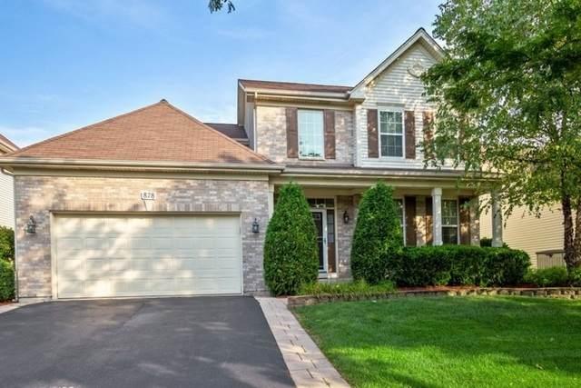 878 Oak Ridge Boulevard, Elgin, IL 60120 (MLS #10835118) :: John Lyons Real Estate